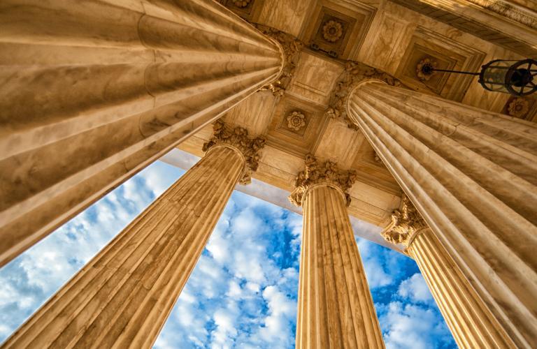 Building Columns Image