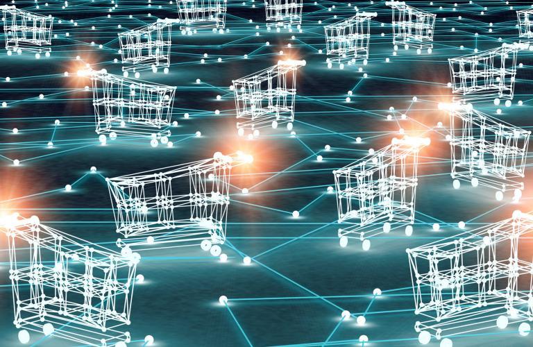 Internet business and basket design
