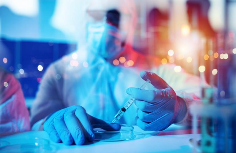 Science Laboratory Image
