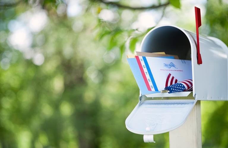 Election Mailbox