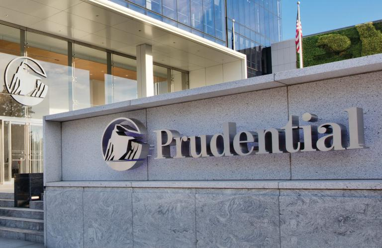 Prudential logo tower