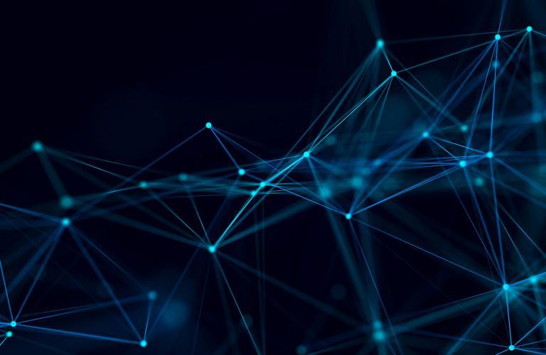 network lights