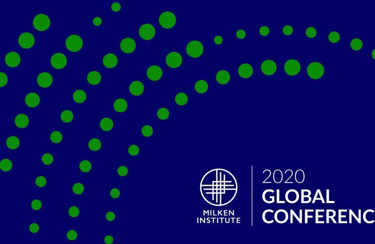 Milken 2020 Global Conference Image