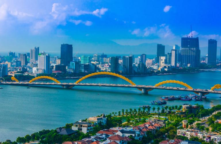 A Bridge in Vietnam