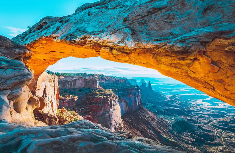 Background Image of Canyon