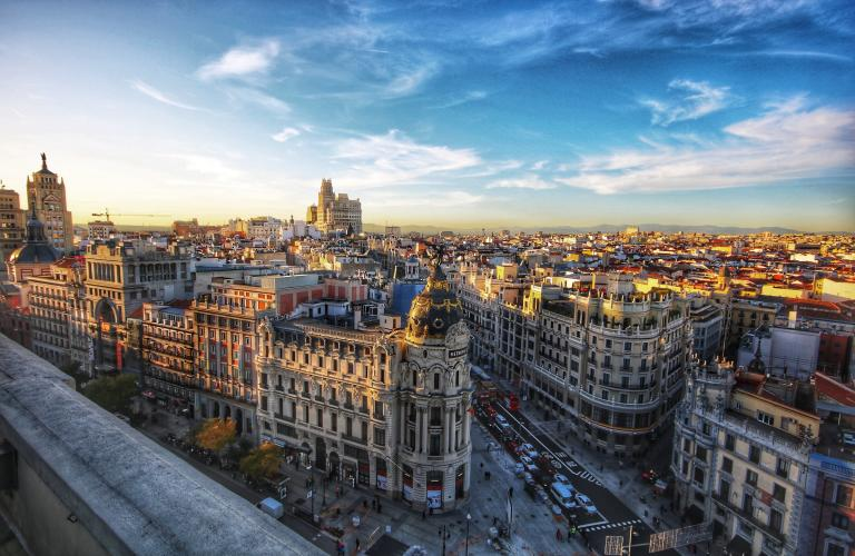 Photo of Madrid