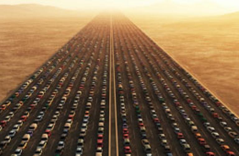 Traffic Stagnation Image