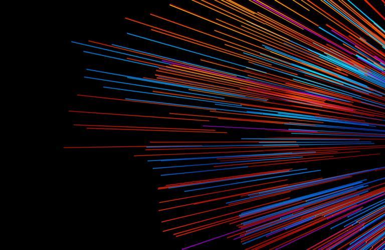Radial Light Patterns