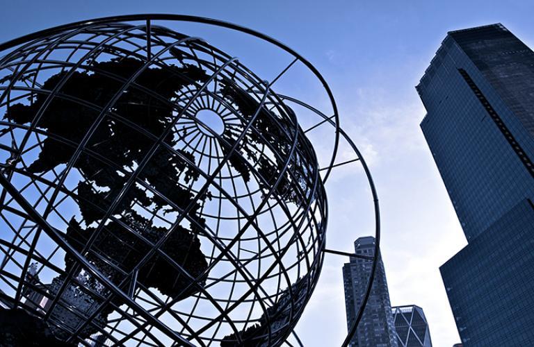 iStock Globe Photo