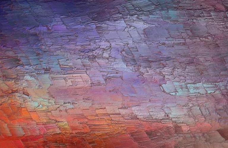 Rocky terrain image